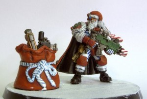 Not-So-Secret-Santa Painting Competition